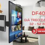 DF400 150x150 - Giá treo tivi xoay đa năng - Giới thiệu tổng quan