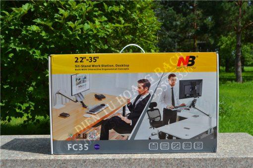 FC35 3 510x340 - GIÁ TREO MÀN HÌNH GẮN BÀN ĐA NĂNG FC35 (22-35 INCH)