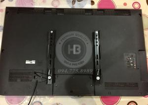 IMG 1710 1 300x213 - Cách lắp đặt giá treo tivi thẳng sát tường
