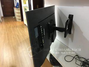 IMG 0043 300x225 - Tổng hợp những căn hộ lắp đặt giá treo tivi đa năng P4 - DF400 ( Phần I)