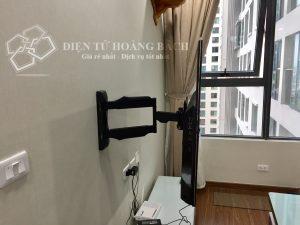 IMG 1452 1 300x225 - Tổng hợp những căn hộ lắp đặt giá treo tivi đa năng P4 - DF400 ( Phần I)