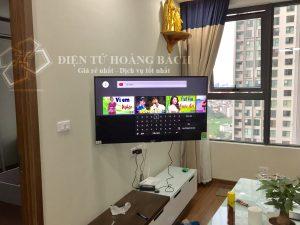 IMG 1457 1 300x225 - Tổng hợp những căn hộ lắp đặt giá treo tivi đa năng P4 - DF400 ( Phần I)