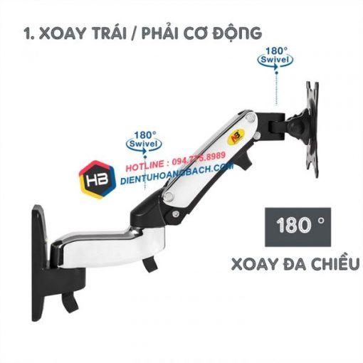 F30 tính năng 2 e1566416812946 510x510 - GIÁ TREO TIVI ĐA NĂNG F300 30 - 40 INCH