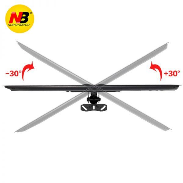 NB560 tính năng 600x600 - GIÁ TREO TIVI THẢ TRẦN NBT-560 32-57 INCH