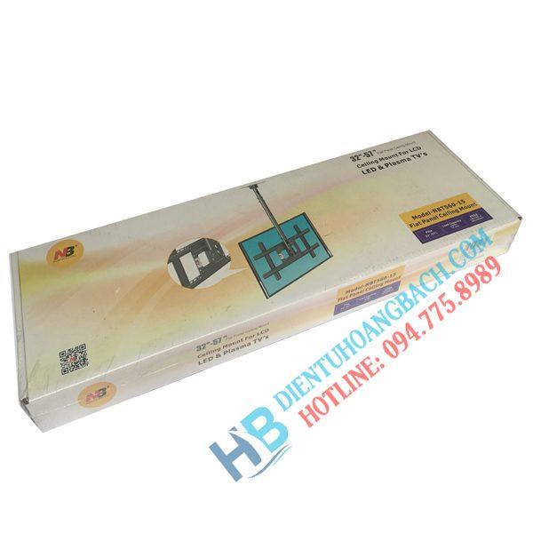 NBT560 vỏ hộp 600x600 - GIÁ TREO TIVI THẢ TRẦN NBT-560 32-57 INCH