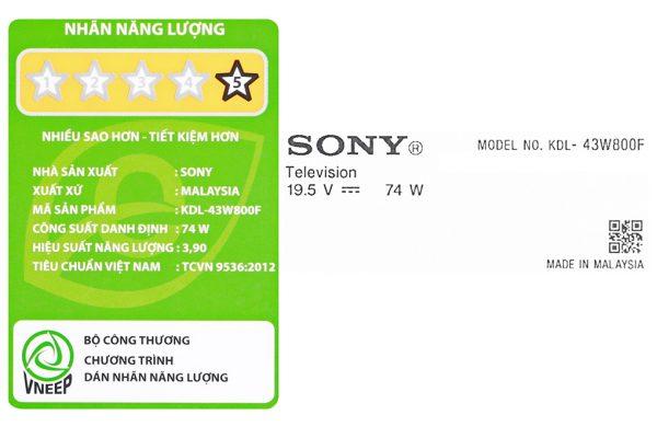 sony kdl 43w800f 8 org 600x400 - Android Tivi Sony 43 inch KDL-43W800F