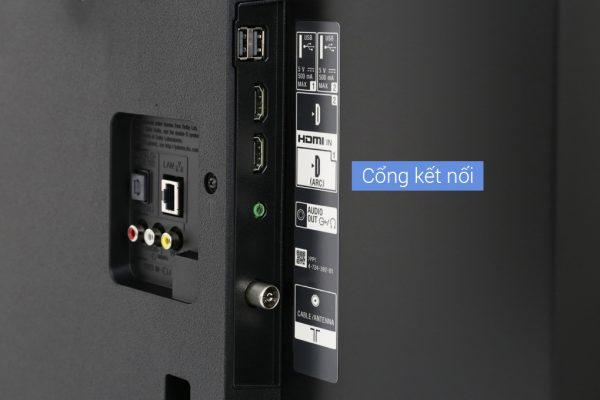 tivi sony kdl 43w660f 4 org 600x400 - Smart Tivi Sony 43 inch KDL-43W660F