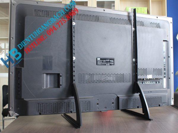 nh lắp đặt thực tế 3 600x449 - CHÂN ĐẾ TIVI ĐỂ BÀN ĐA NĂNG TV02 32 - 60 INCH