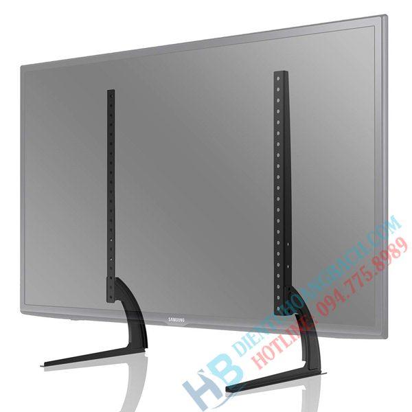 Chân đến TV01 ảnh bìa 600x600 - CHÂN ĐẾ TIVI ĐỂ BÀN ĐA NĂNG TV02 32 - 60 INCH
