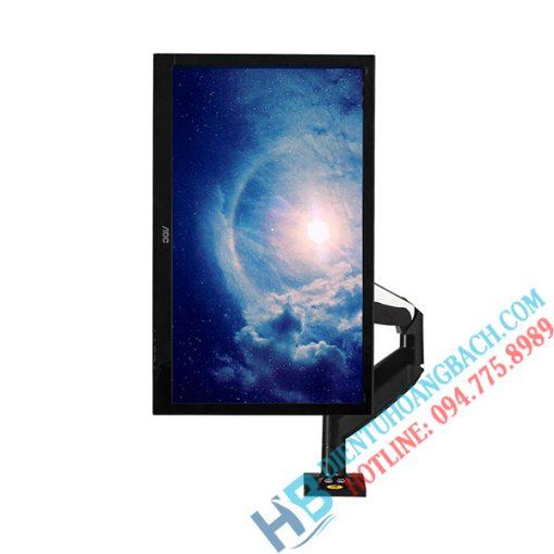 F85A màn hình xoay tròn 510x510 - GIÁ ĐỠ MÀN HÌNH MÁY TÍNH F85A (22-32 INCH)