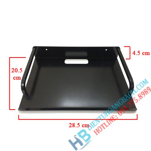 Kệ để đầu kích thước 510x510 - KỆ ĐỂ ĐẦU KĨ THUẬT SỐ MODEL: KD01