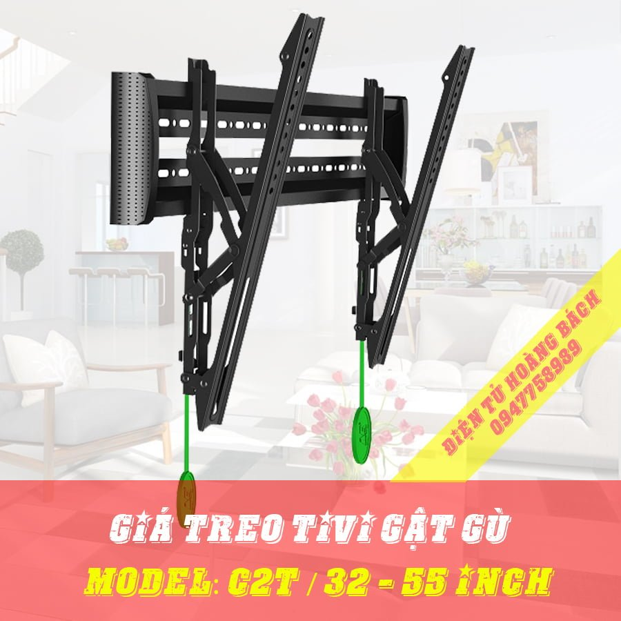 Gia treo tivi gat gu c2t - Giá treo TV 32 inch - Lựa chọn phù hợp