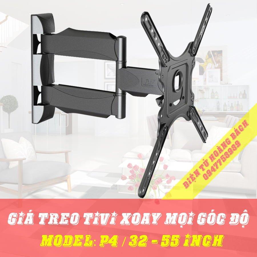 Gia treo tivi xoay da nang - Giá treo TV 32 inch - Lựa chọn phù hợp