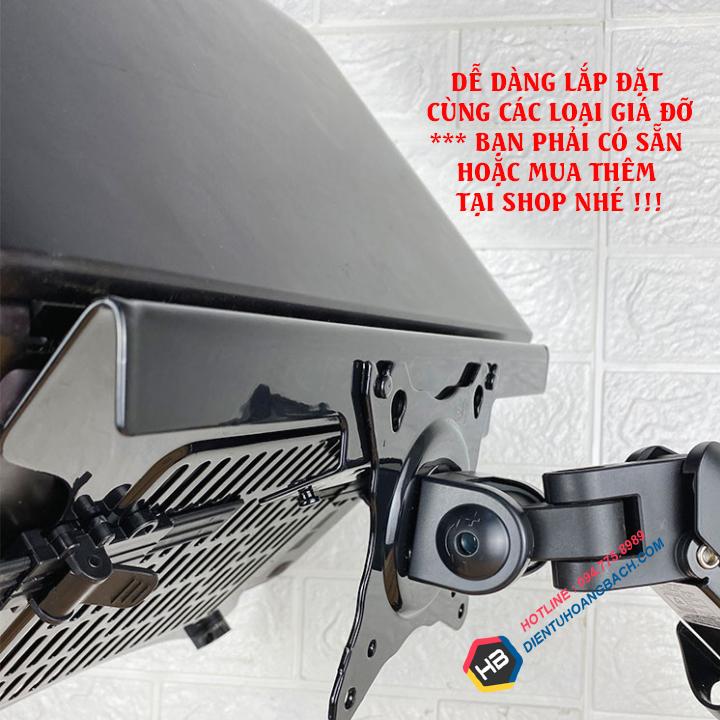 gia do kep may tinh xach tay laptop may tinh bang 5 - GIÁ ĐỠ - KỆ ĐỂ - KẸP LAPTOP - IPAD - MÁY TÍNH BẢNG 10 - 15.6 INCH