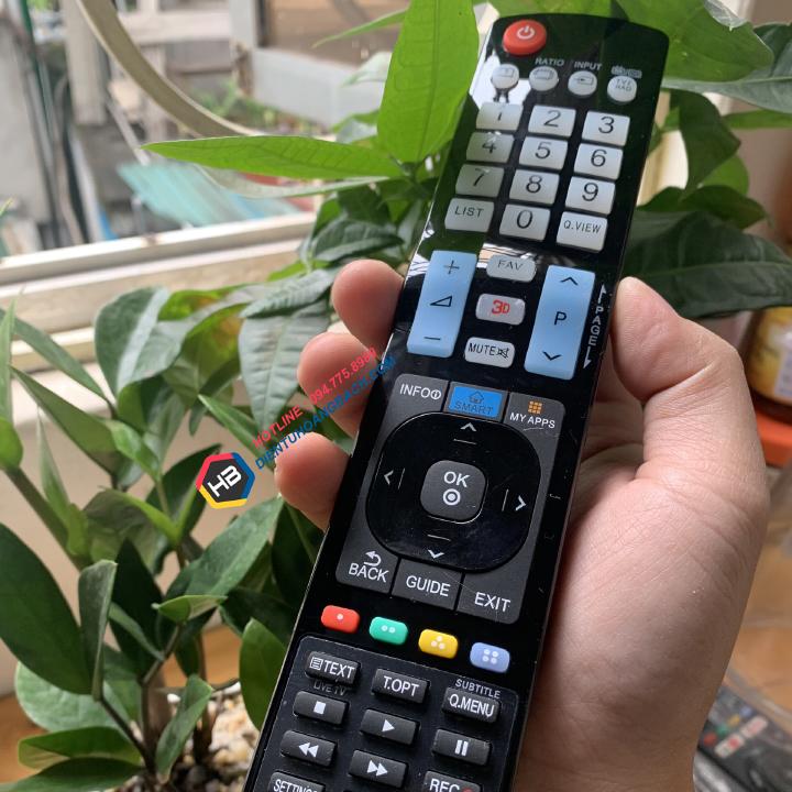 dieu khien tivi lg smart tivi internet 2 - ĐIỀU KHIỂN TIVI LG DÀI - ĐIỀU KHIỂN TỪ XA SMART TIVI LG XỊN