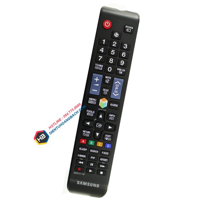 dieu khien tivi samsung chinh hang xin smart tivi internet 1 - ĐIỀU KHIỂN TIVI SAMSUNG DÀI - ĐIỀU KHIỂN TIVI TỪ XA ZIN XỊN