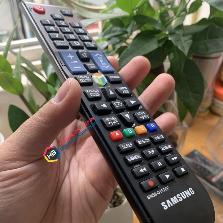 dieu khien tivi samsung chinh hang xin smart tivi internet 2 - ĐIỀU KHIỂN TIVI SAMSUNG DÀI - ĐIỀU KHIỂN TIVI TỪ XA ZIN XỊN