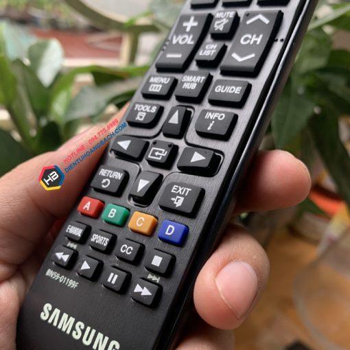 dieu khien tivi samsung chinh hang xin smart tivi internet 4 510x510 - ĐIỀU KHIỂN TV SAMSUNG NGẮN - ĐIỀU KHIỂN SMART TIVI ZIN XỊN