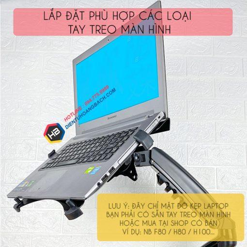 gia do kep laptop may tinh bang ipad macbook 10 16 inch 3 510x510 - GIÁ ĐỠ – KỆ ĐỂ – KẸP LAPTOP - MACBOOK – IPAD LOCTEK DA1 10.1 – 17.3 INCH